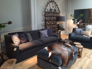 STONE 4-zits Sofa in stof Linara designbyPEET